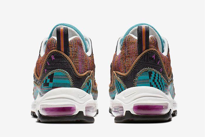 Nike Air Max 98 Bhm Heel