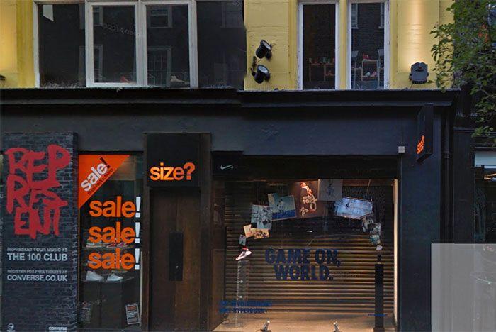 Size Belfast