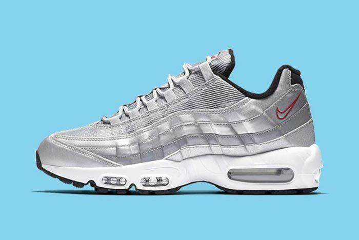 Nike Silver Bullet Am95