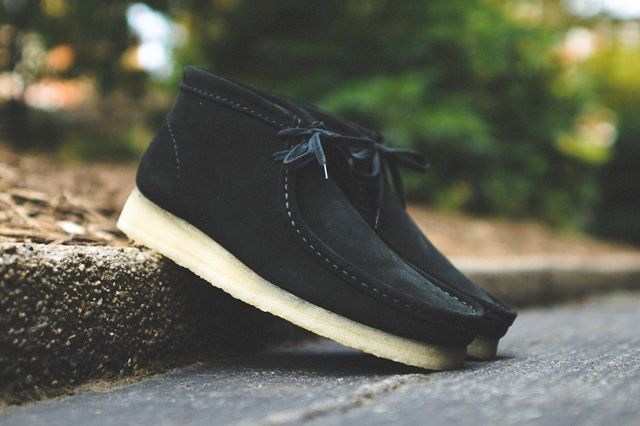 Clarks Wallabee Boot Fall Winter Releases 8