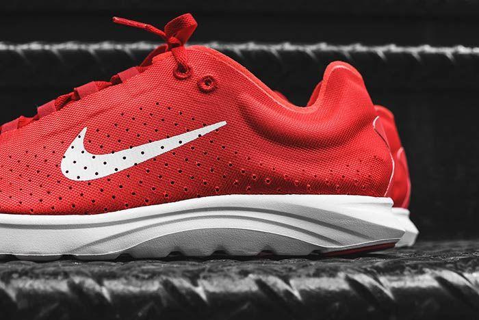 Nike Mayfly Lite Redwhite 3