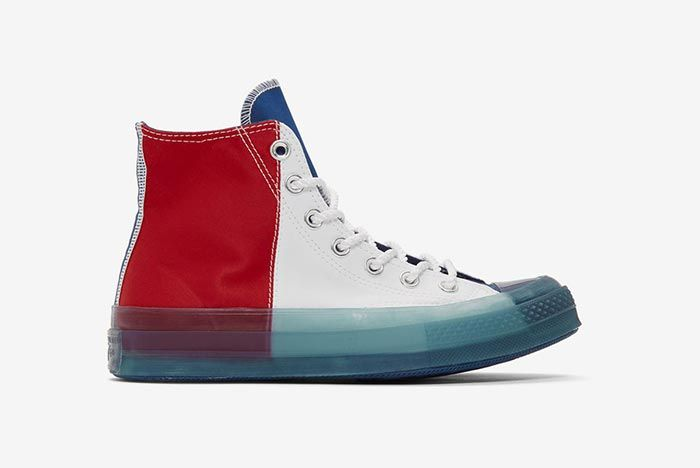 Converse Chuck 70 Translucent Sole Side Shot 3