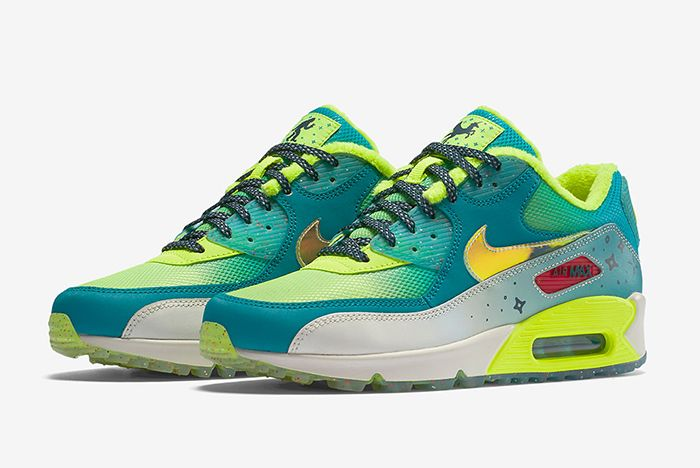 Nike Air Max 90 Doernbecher Freestyle Collection 20155