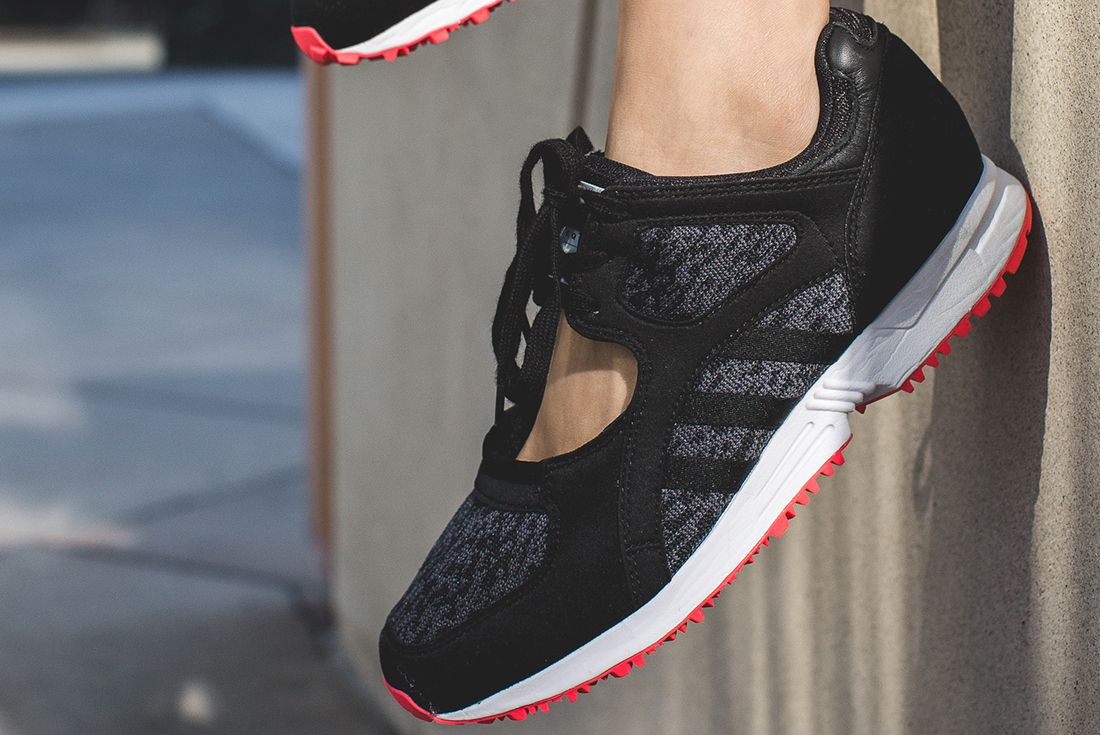 Only The Essentials – Adidas Paints The Town Turbo Red8