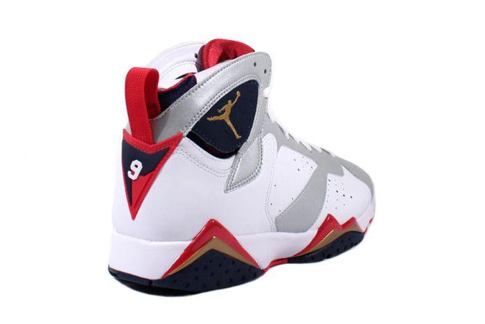 Air Jordan 7 Olympic4