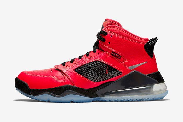Jordan Mars 270 Psg Infrared Cn2218 600 Release Date Side