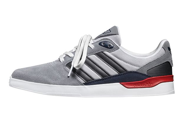 Adidas Skateboarding Presents The Zx Vulc 3