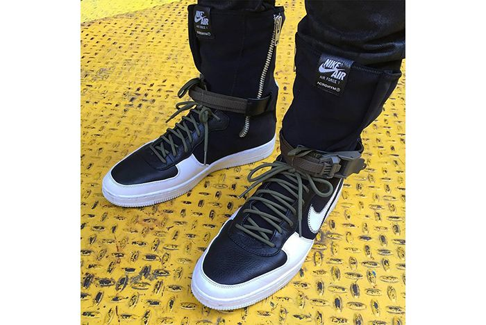 Acronym X Nike Air Force 1 Downtown8