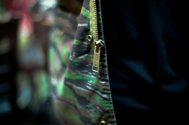 Huf Spring 13 D1 Lookbook Brian Kelley Jacket Zip 1