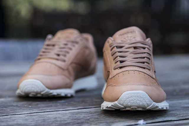 Reebok Classic Leather Lux Horween Natural 5