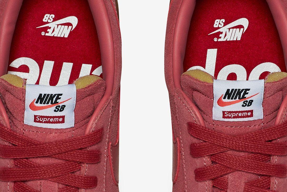 Supreme X Nike Sb Blazer 15