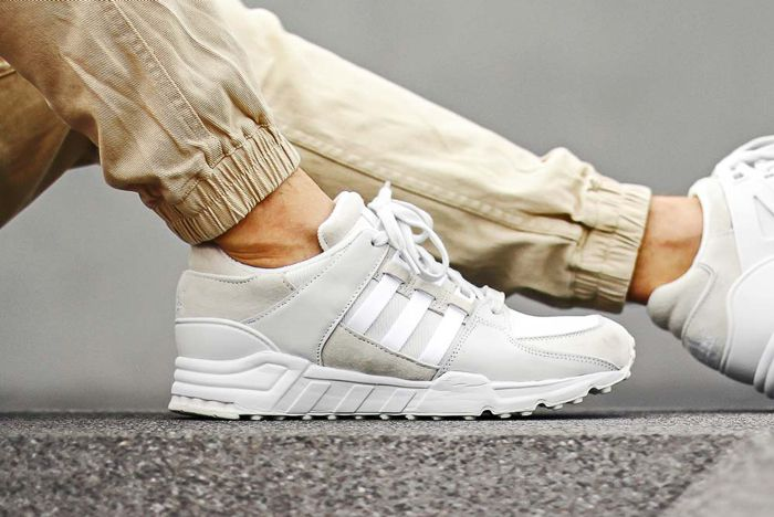 Adidas Eqt Support 93 Vintage White3 1