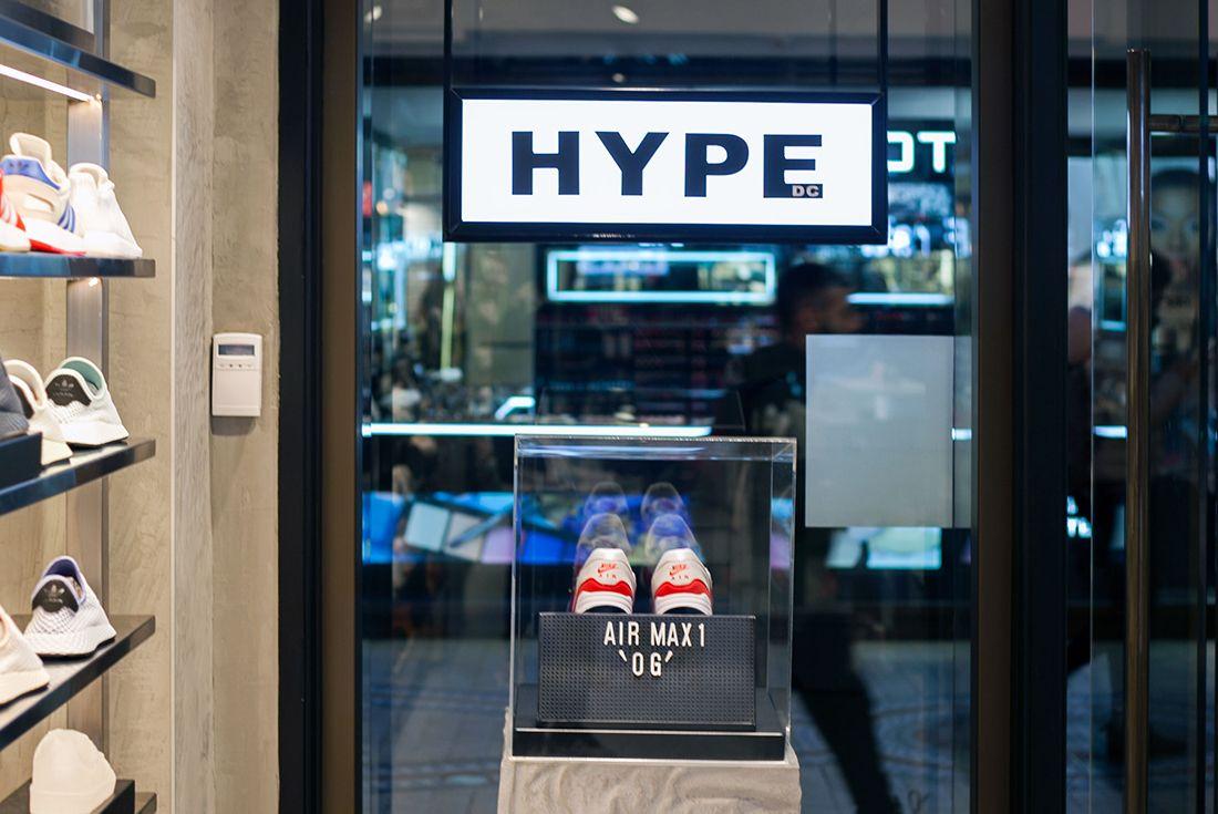 Hype Dc Store Launch Sydney 23