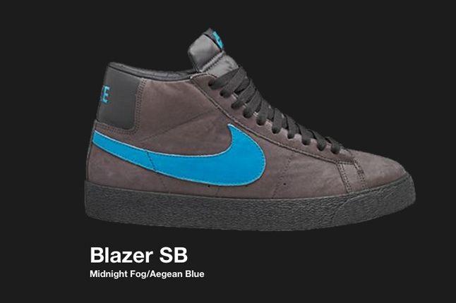 Nike Blazer Sb Midnight Fog 1