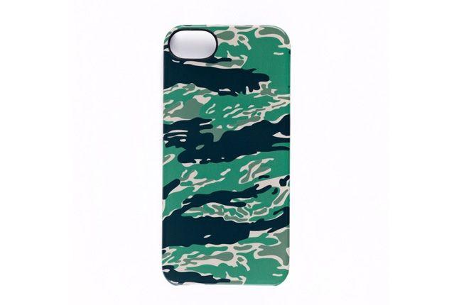 Huf Incase Iphone5 Case Tiger Camo 1