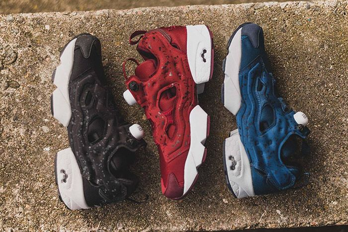 Rrebok Insta Pump Fury Speckled Pack