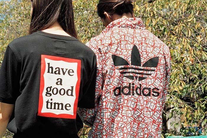 Have A Good Time Adidas Samba 3