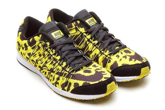 Nike Lunarspider R4 Sonic Yellow Leopard 3 1