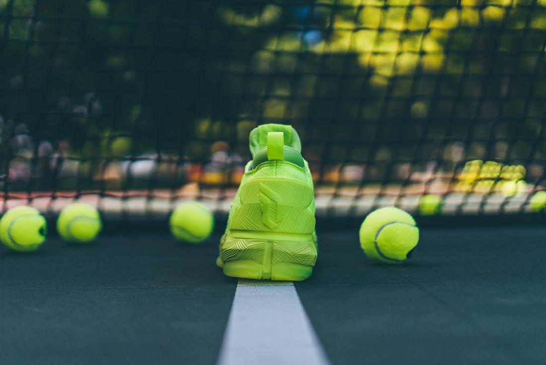 Adidas D Lillard 2 Tennis Ball8
