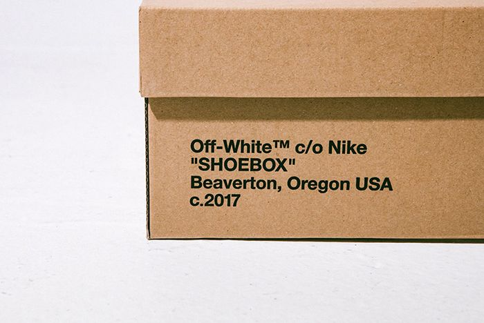 Air Jordan Off White Packaging 4