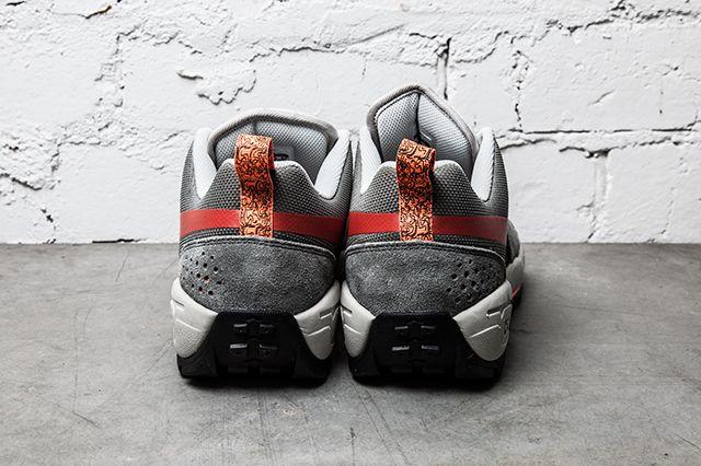 Nike Air Alder Red Grey 1