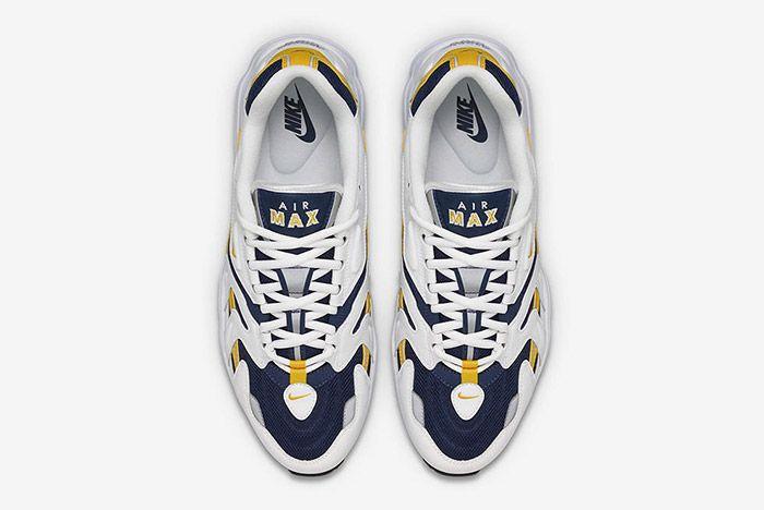 Nike Air Max 96 Se Xx Retro 7