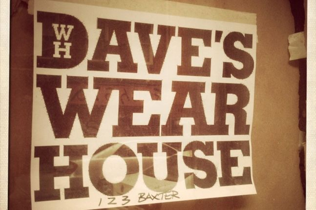 Dave Ortiz Daves Ware House 1 1