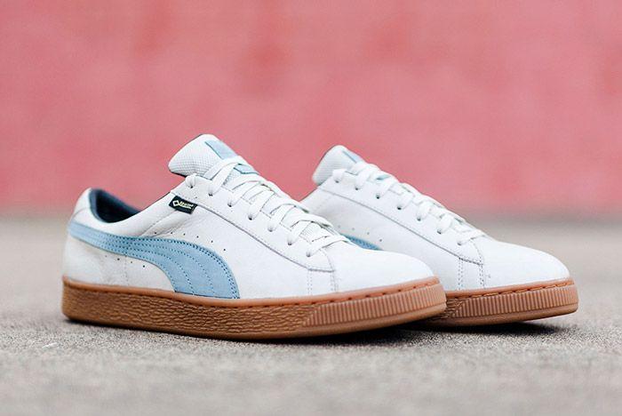 Puma Basket Gpx Gore Tex White Blue Gum 1