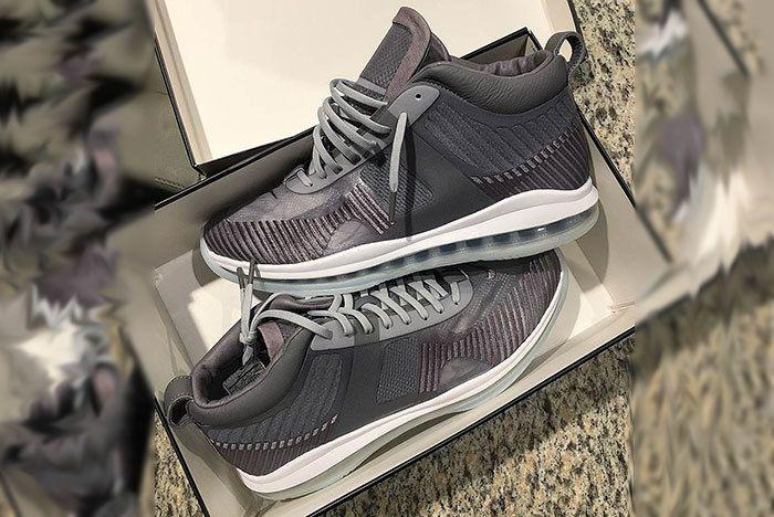Nike Lebron Icon John Elliott Friends Family Grey Sneaker Freaker