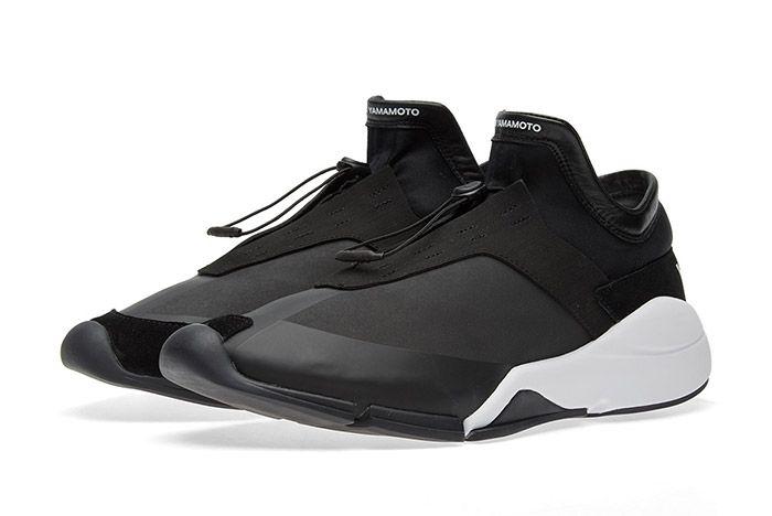 Adidas Y 3 Future Low Black 6