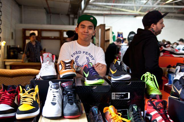 Sneaker Freaker Swapmeet 2011 39 1