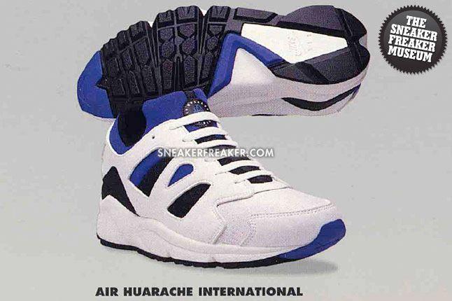 Nike Air Huarache International 2