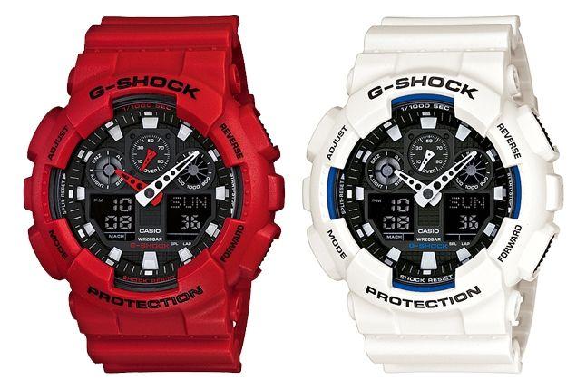 G Shock August 1 1