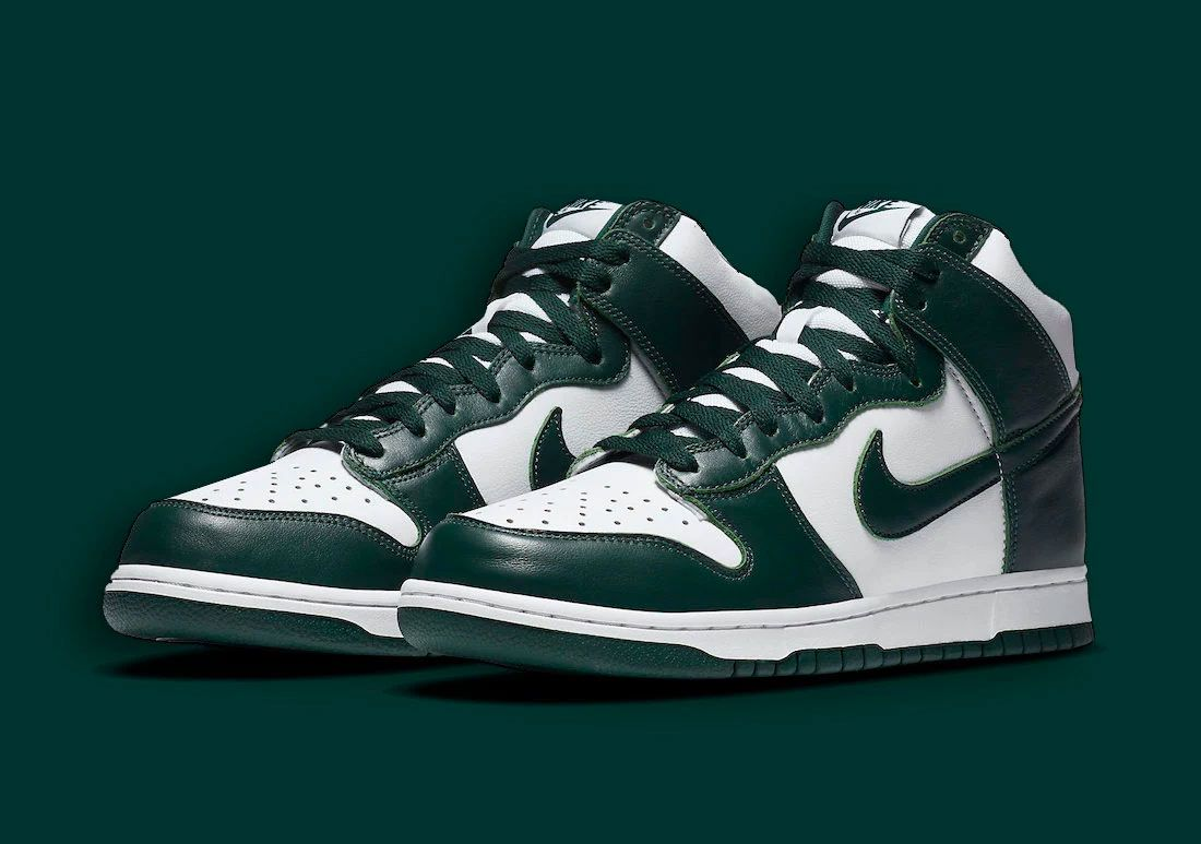 Nike Dunk Pro Green