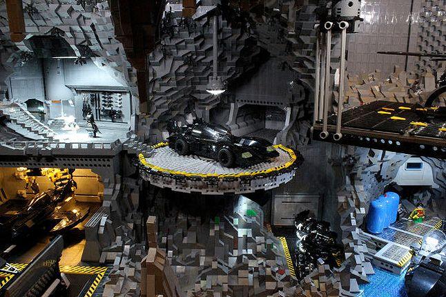 Lego Batcave 14 1