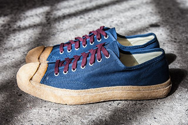 Converse Jack Purcell Crepe Collection 1