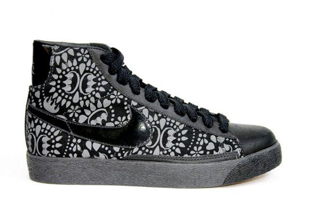 Claw Money Nike Blazer Black 1