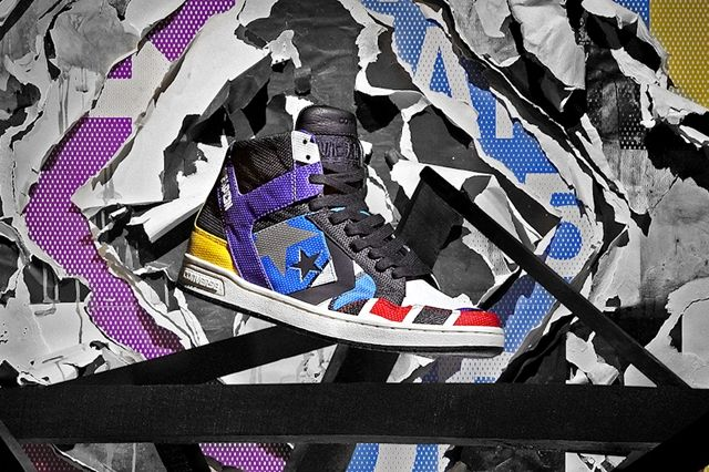 Converse Cons First String Weapon Patchwork