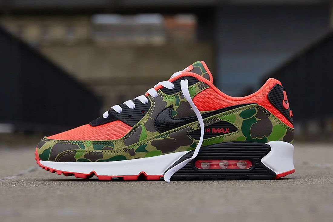 Where To Buy Nike Air Max 90 Reverse Duck Camo