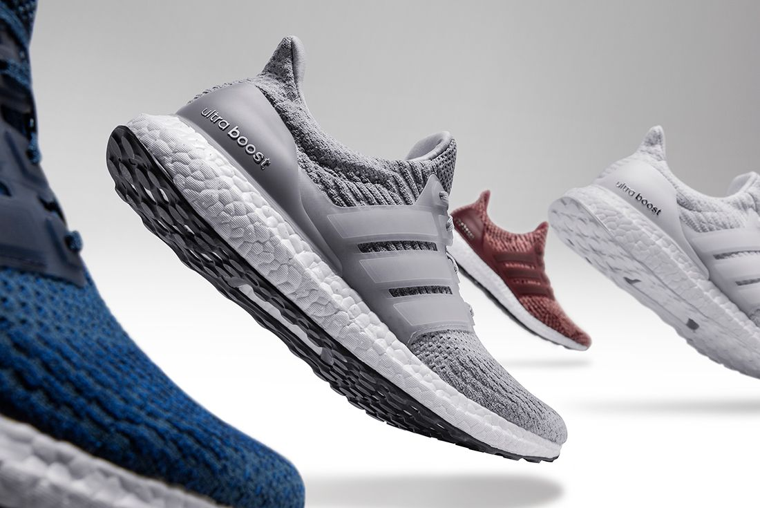 The Adidas Ultra Boost 3 0 Debuts In 11 Different Colourways8
