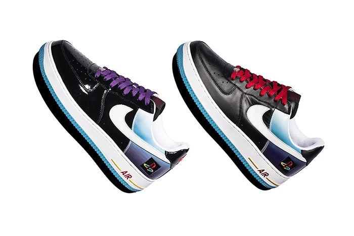 Nike Air Force 1 Playstation 2018 Release Sneaker Freaker