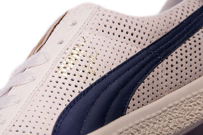 Puma Clyde Urb Pack Khaki Details 1