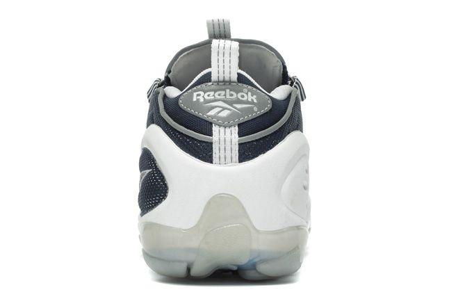 Reebok Dmx10 Run Blue Heel Profile 1