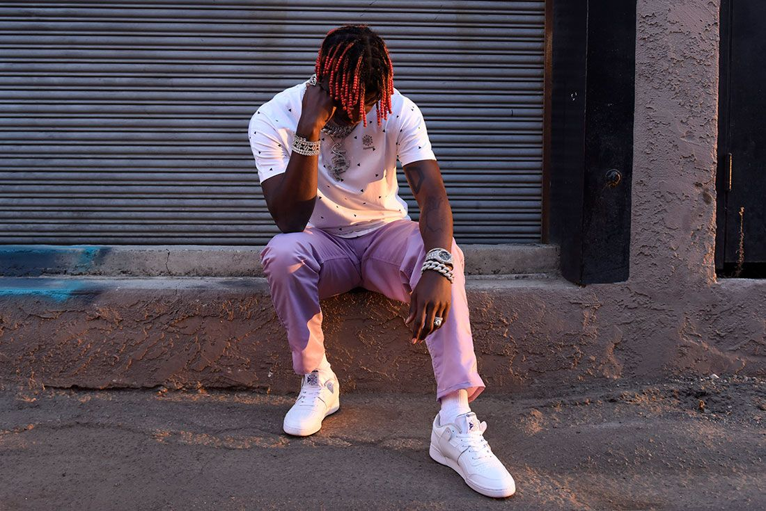 Lil Yachty Signs To Reebok 1