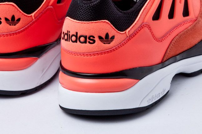 Adidas Torsion Allegra Infrared Heel 11