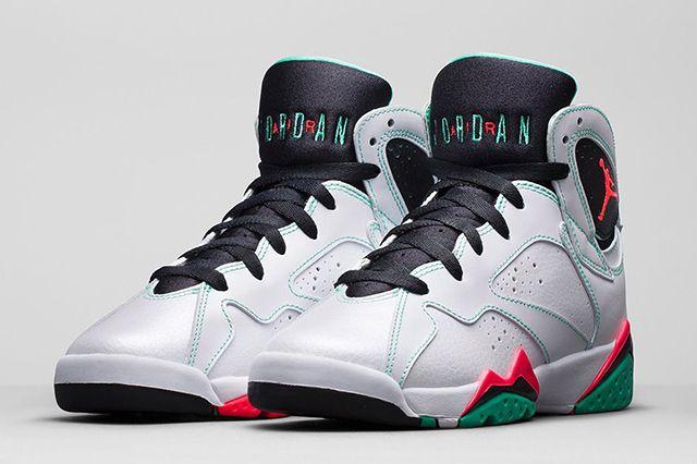 Air Jordan 7 Verde Gg
