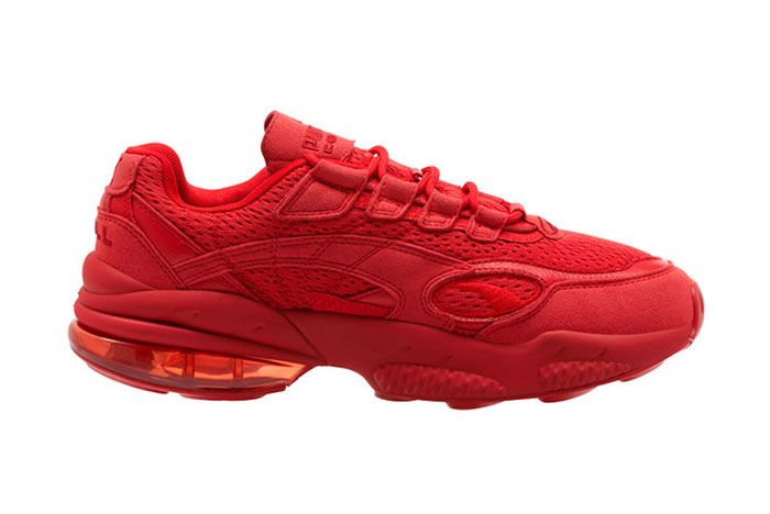 Puma Cell Venom Ribbon Red Right