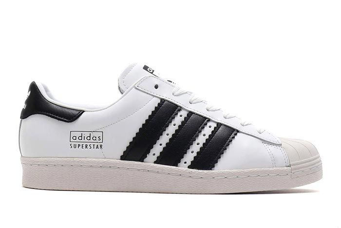 Adidas Superstar 80S White 1