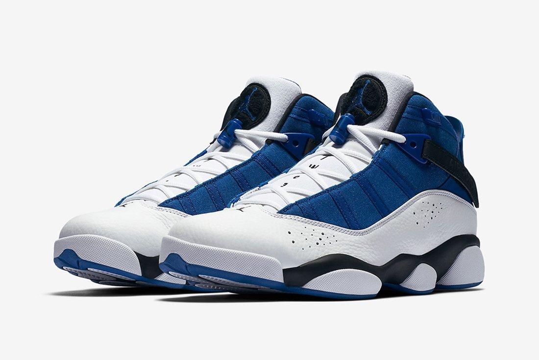 The Jordan Six Rings Returns For 20179