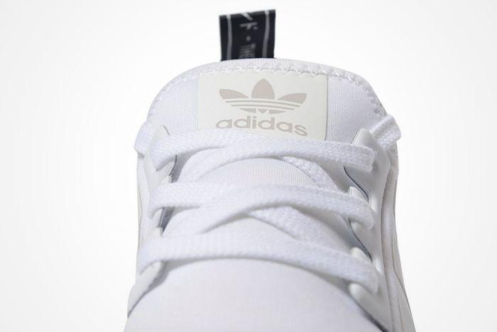 Adidas Nmd R1 Greywhite 2